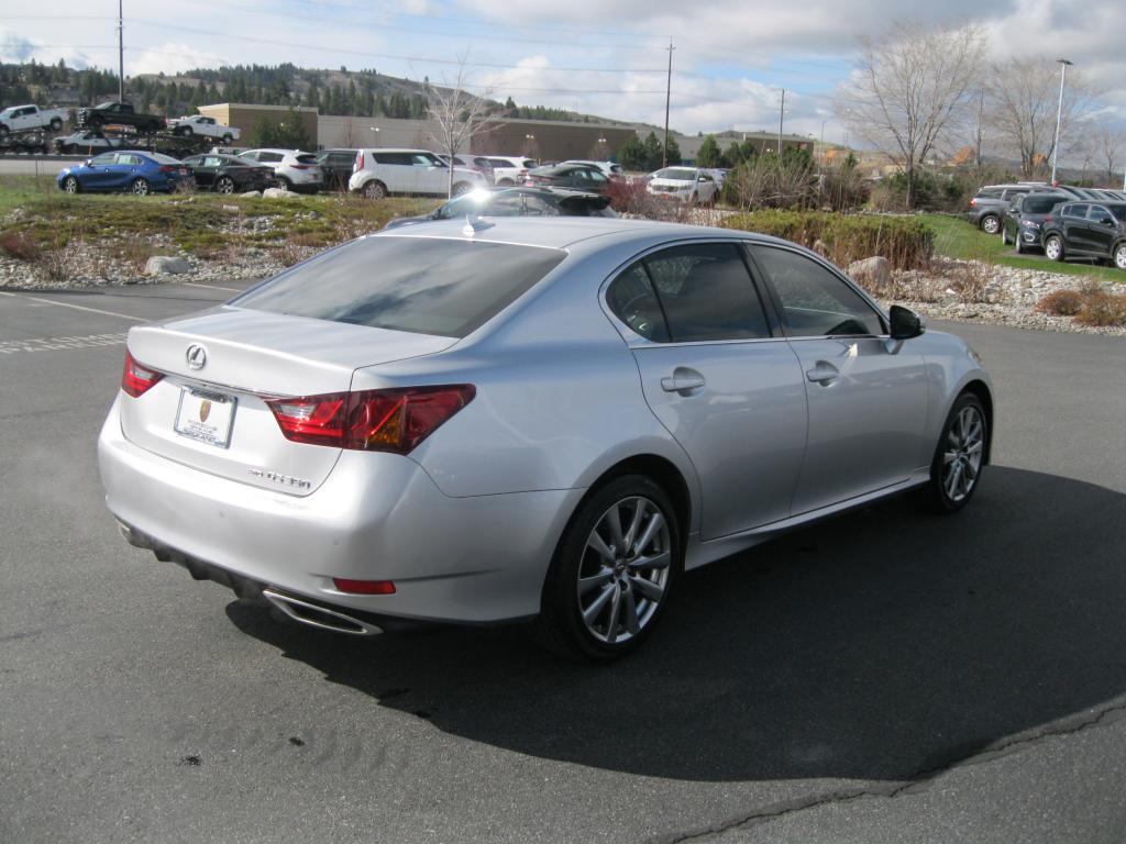 Pre-Owned 2014 Lexus GS 350 Base
