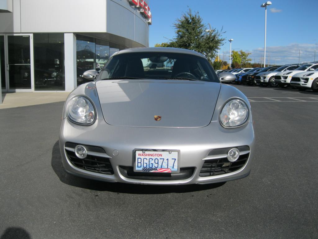 Pre-Owned 2007 Porsche Cayman Base
