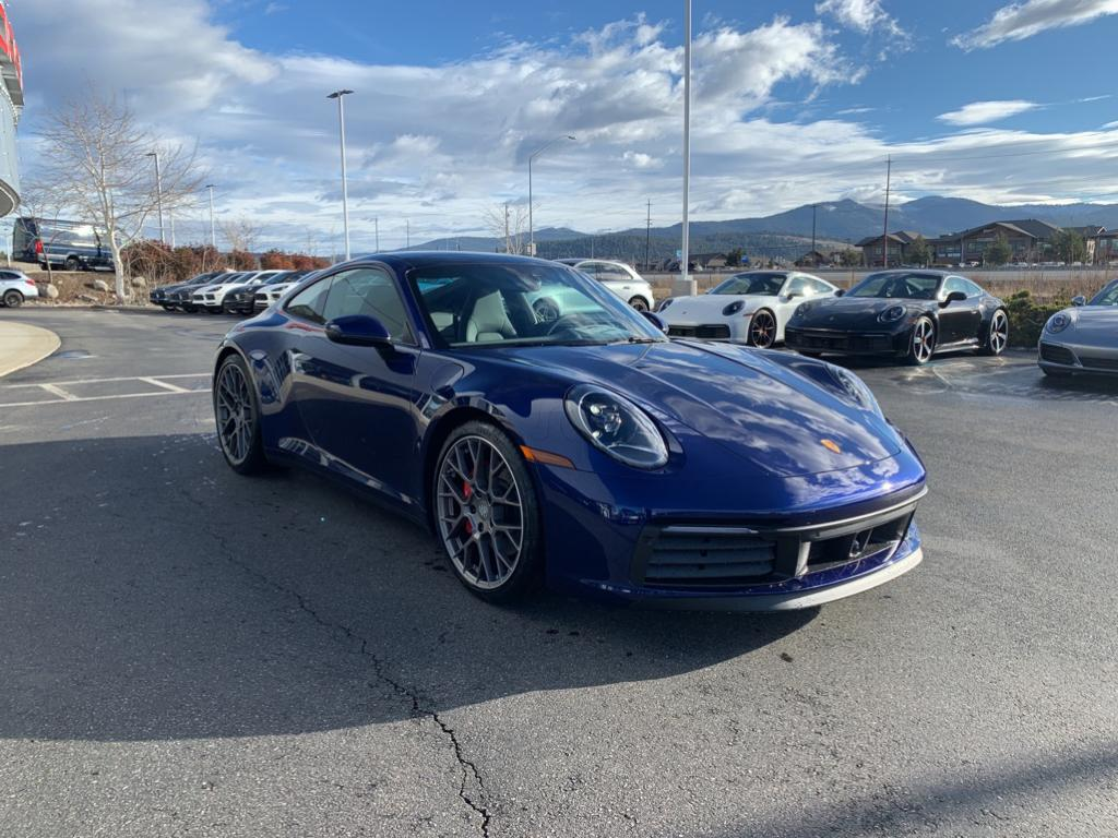 New 2020 Porsche 911 Carrera 4S