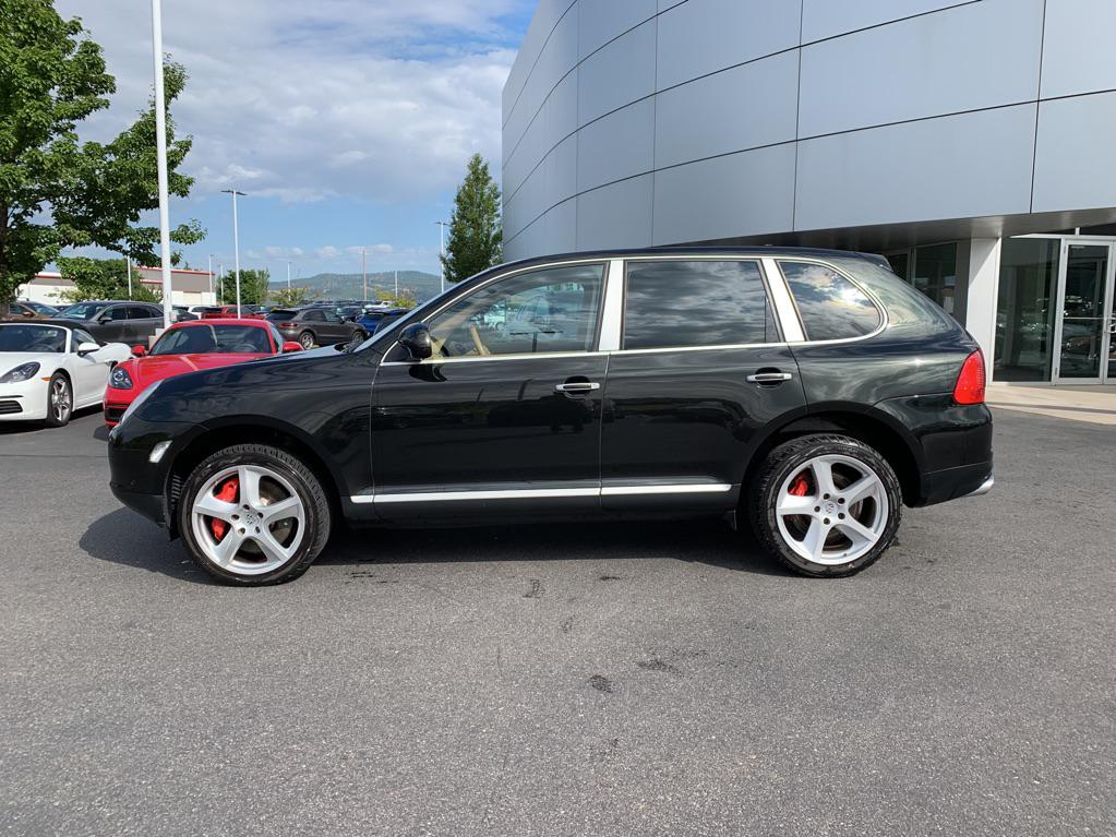 Pre-Owned 2006 Porsche Cayenne Turbo S