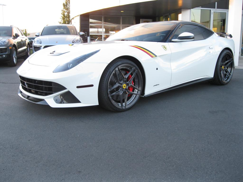 Pre-Owned 2015 Ferrari F12 Berlinetta USA Novitec
