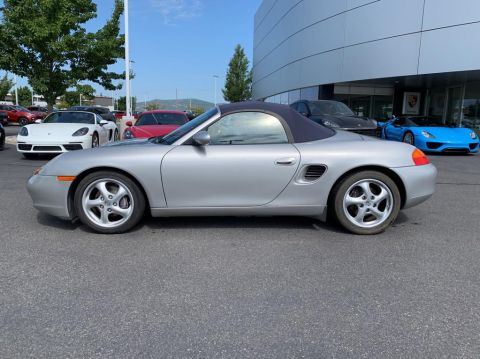 Pre-Owned 1998 Porsche Boxster Base